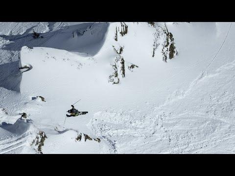 Episode 4 - Line Hunter: Loic Collomb Patton Full Throttle in Andorra