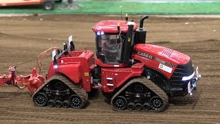 RC Tractor Case 600 quadtrac in incredible 1/32 scale! - Hof Mohr - Modellbau Schleswig-Holstein
