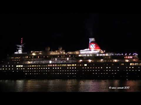 Cruise Ships 'Black Watch', 'Saga Sapphire' 'Balmoral' & 'Ve