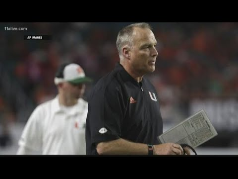 None - Mark Richt Recovering From Heart Attack