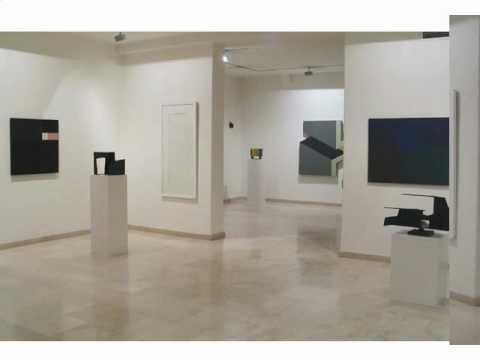 LINEA Y PLANO en el arte español contemporáneo