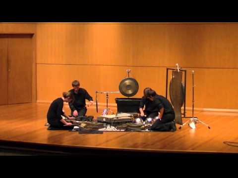 Double Music by John Cage and Lou Harrison