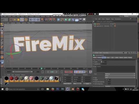 [GFX FREE] - [SPEEDART #4] Bannière Pour FireMix | LubyFX