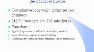 Eddy Van Drom ヨーロッパ評議会形成史2