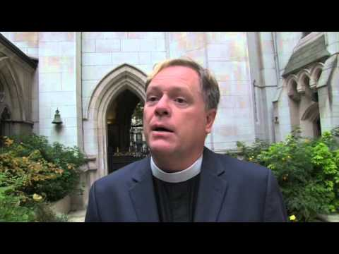 Episcopalians responding to the refugee crisis in Munich