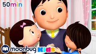 Moving Home Compilation   Little Baby Bum Junior   Cartoons and Kids Songs   LBB TV   Songs for Kids