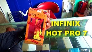 INFINIX HOT 7 PRO REVIEW