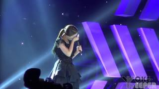 [Eng sub][Rare] SoHyang(소향) tries not to cry (울� 참...