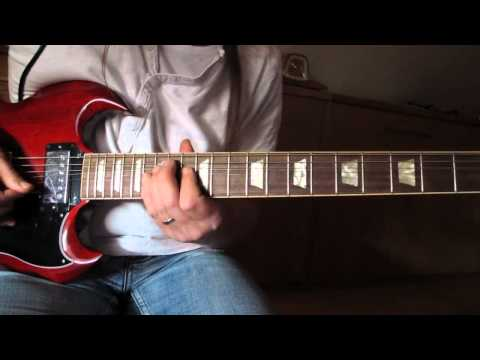 Rolling Stones Hand Of Fate Guitar Lesson close-up & slowdown .avi