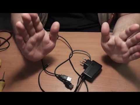 Зарядные устройства своими руками для телефонов