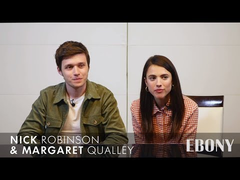 'Native Son's' Margaret Qualley & Nick Robinson Get Real About White Privilege