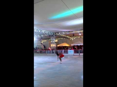 Skating. Exhibition,  Orange County Fair