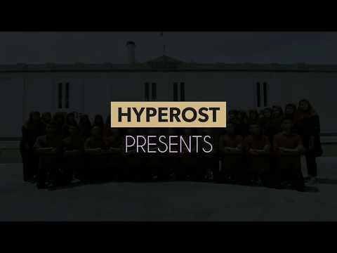 HYPEROST (12 MIPA 3, SMA N 1 CAWAS) Short Video Behind The Scenes Year Book