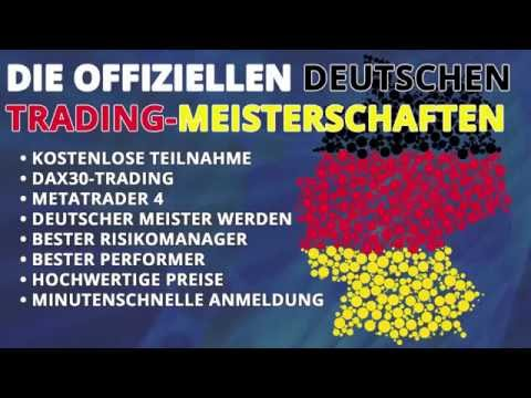 Deutsche Trading-Meisterschaft – so integrieren Sie den Expert Advisor!