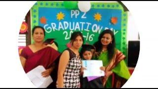 Graduation Day @ Oi Playschool, HSR layout