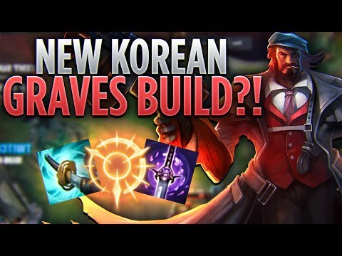 NEW KOREAN/VIET GRAVES BUILD!? | SOFM IS A GENIUS! | Tarzaned