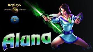 HoN - Aluna - Immortal - 🇭🇷 Froki Diamond II