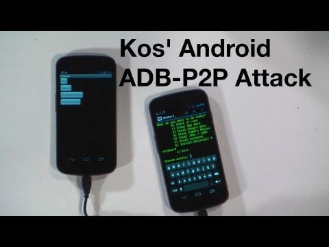 Hak5 - Extreme Android and Google Auth Hacking with Kos, 1205.2