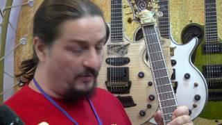 �������� ���� Universum Guitars про нові гітари. Український музичний ярмарок ������