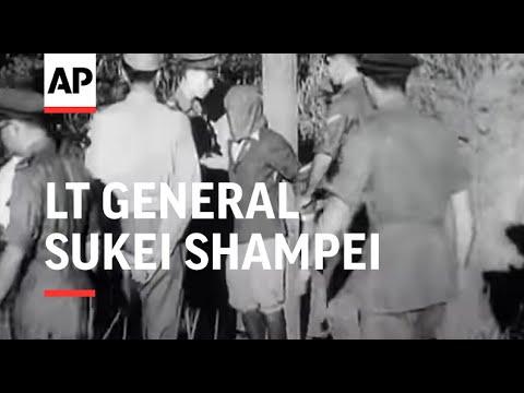 EXECUTION OF JAP GENERAL