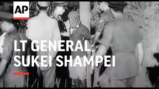 EXECUTION OF JAP GENERAL