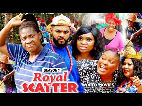 ROYAL SCATTER 1 (MERCY JOHNSON) (NEW MOVIE ALERT) - 2021 LATEST NIGERIAN NOLLYWOOD MOVIES