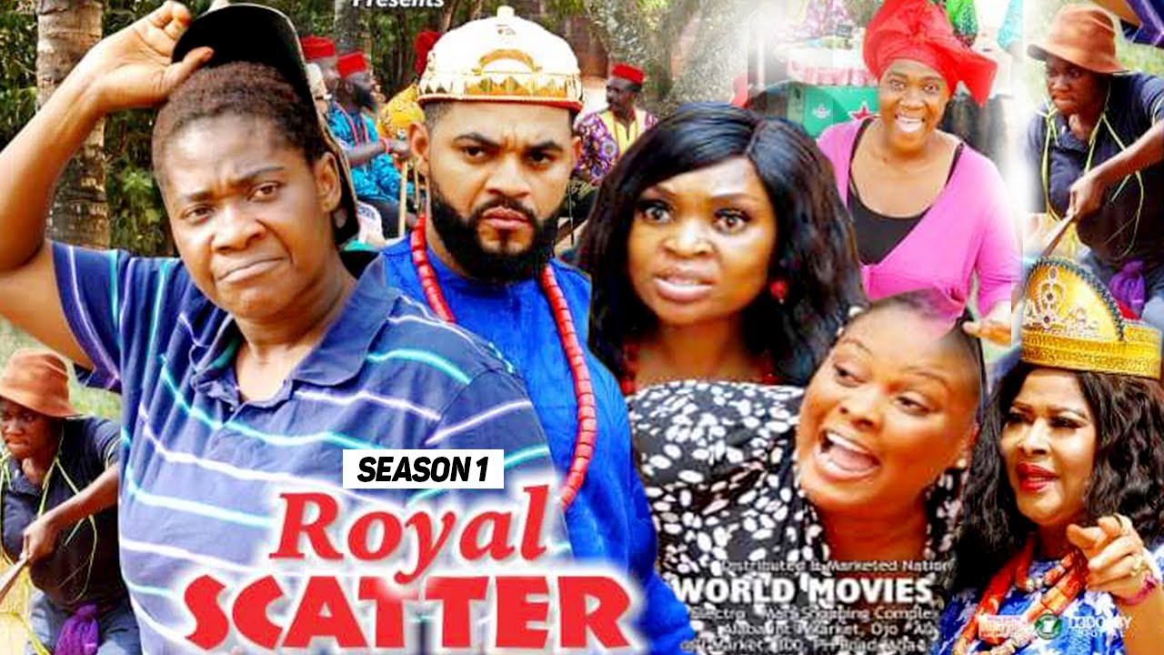 Download ROYAL SCATTER 1 (MERCY JOHNSON) (NEW MOVIE ALERT) - 2021 LATEST NIGERIAN NOLLYWOOD MOVIES