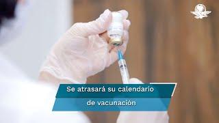 Las autoridades sanitarias danesas suspenderán de forma definitiva la vacuna de AstraZeneca contra Covid-19 tras haber interrumpido su uso durante cinco semanas luego de los casos inusuales de trombosis en varios países europeos