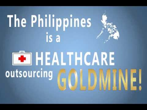 The Philippines is a Healthcare Outsourcing Goldmine