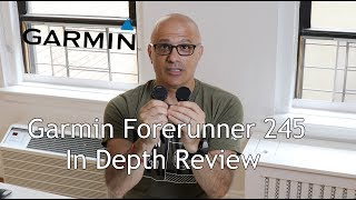 Garmin Forerunner 245 What you need to know before you buy