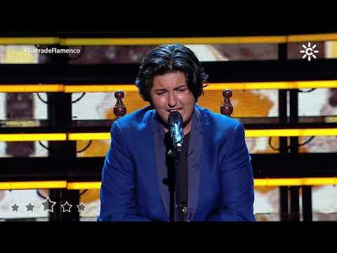 José Rodríguez canta por Camarón en Tierra de Flamenco