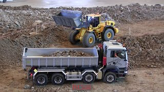 Mini Baustelle Alsfeld 2015-06-04 - part 5 RC construction site