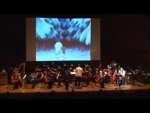 Howard Blake The Snowman 2011 (Part 2) City Chamber Orchestra of Hong Kong