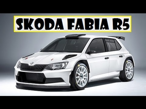 Skoda Fabia R5, Unveiled, This New Rally Car Ready To Enter FIA-backed Events