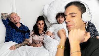 Baixar (REACCIÓN) benny blanco, Tainy, Selena Gomez, J Balvin - I Can't Get Enough (Official Music Video)