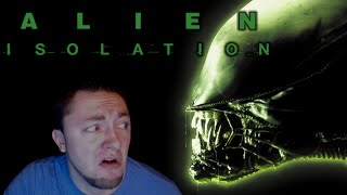 ALIEN ISOLATION GAMEPLAY WALKTHROUGH | PART 1 | THIS GAME GONNA BE AWESOME!