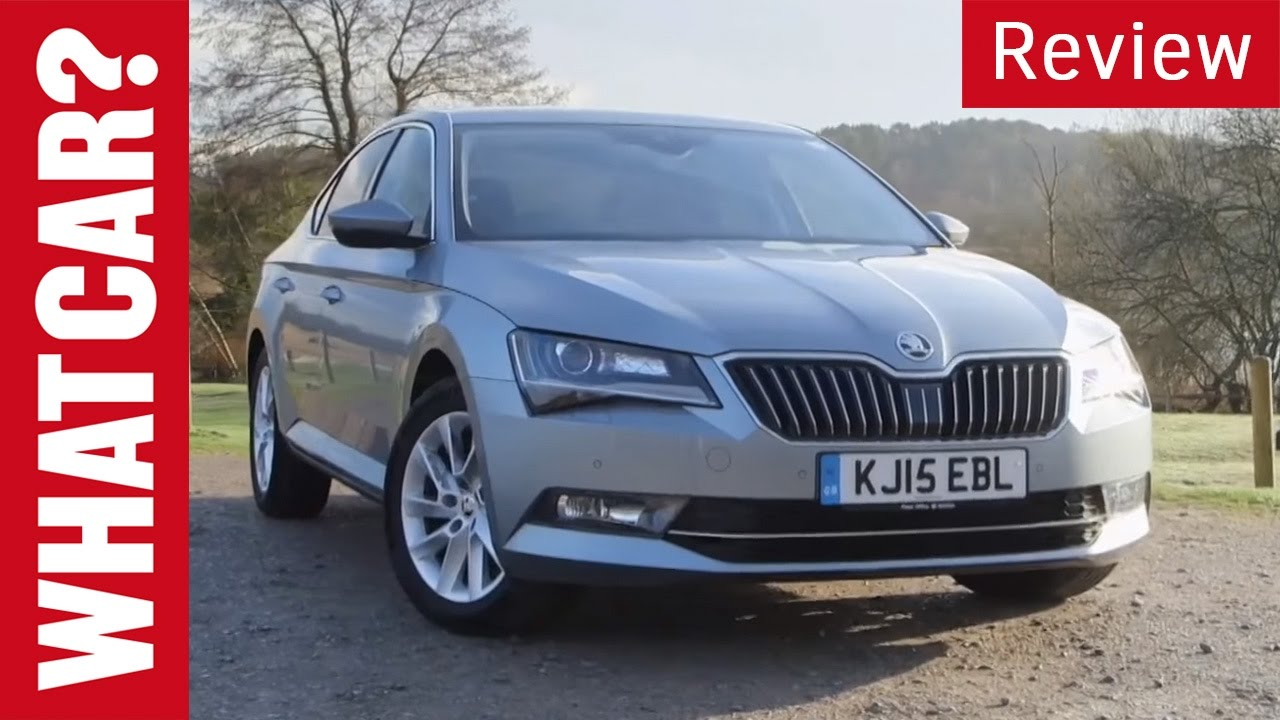 Skoda superb estate 1 4 tsi review autocar - Skoda Superb Review What Car