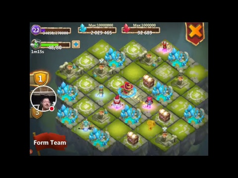 Castle Clash Fathers Day Grind