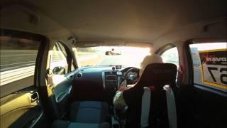 2011 ツクバスーパーバトル コルト Ver-R で、目標を1分4秒...