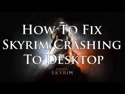 How To Fix Skyrim Crashing To Desktop (Load Order, BOSS, NMM)
