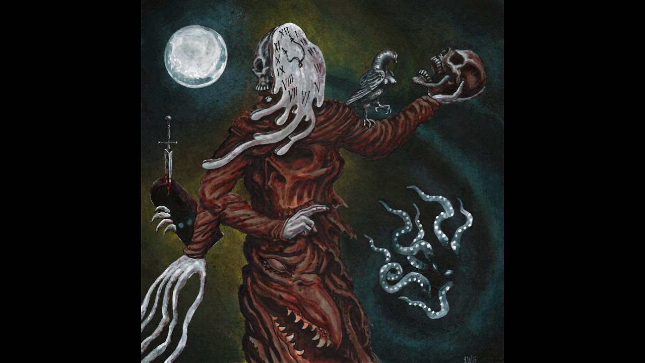 Track Premiere: Chaos Moon - 'The Pillar, The Fall, and The