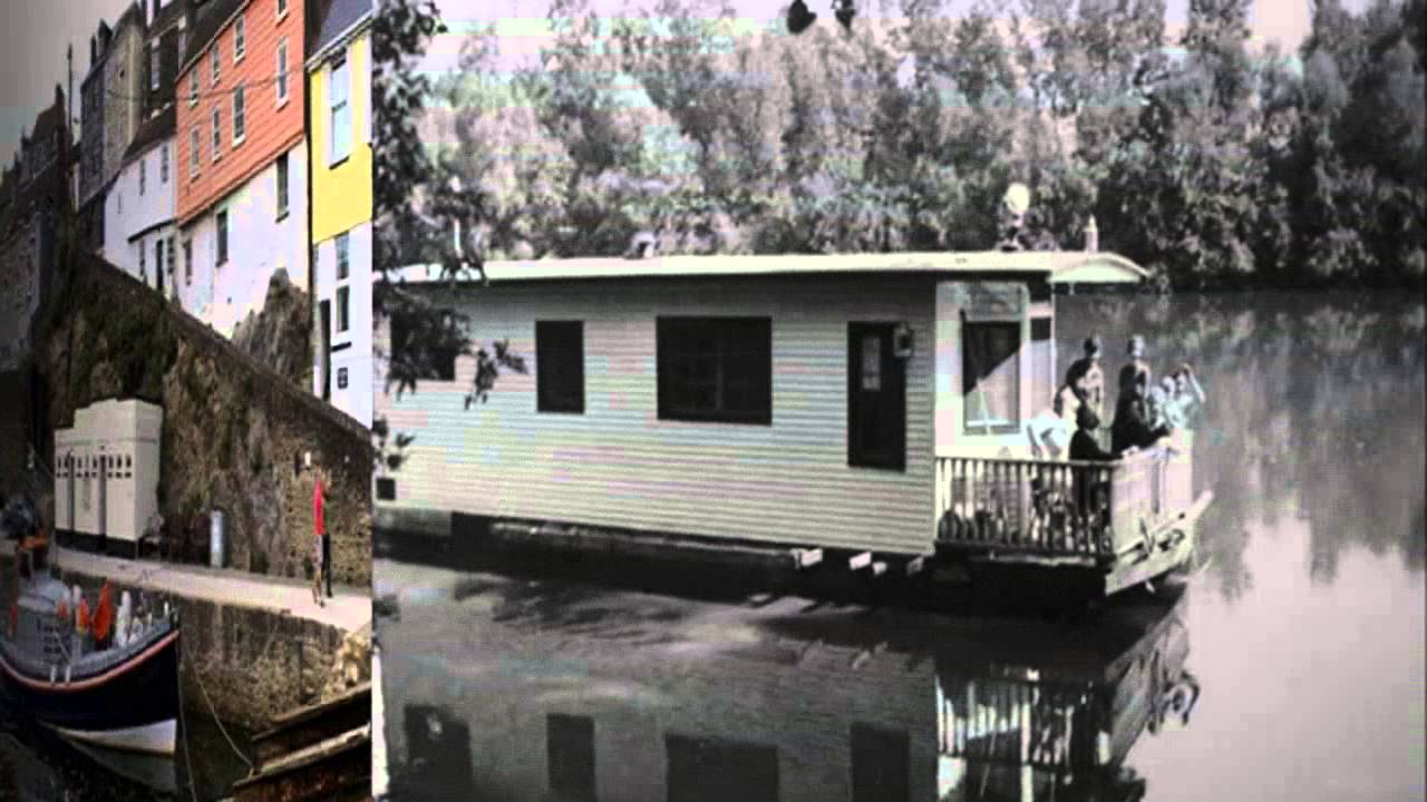 Houseboats Combine The Best Of Tiny On Land Or Water