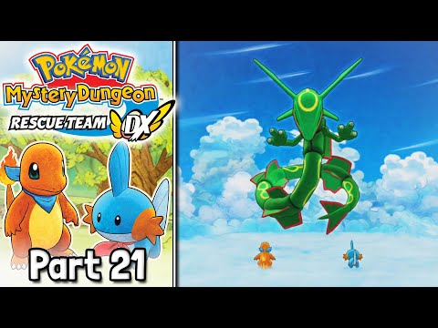 Pokémon Mystery Dungeon: Rescue Team DX, Part 21: The Skyu0027s The Limit!