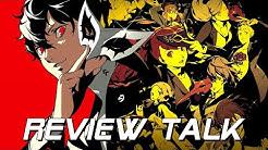 Persona 5 Royal - Was für ein verdammt geiles JRPG! (Review Talk)