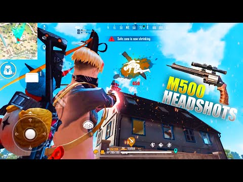 ⚡ Headshot Hacker !! Playing Free Fire Clash Squad Funny Gameplay With Randoms | Garena Free Fire