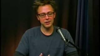Writer/Director James Gunn