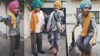 Best Punjabi Viral Full Comedy Tiktok Videos 2019 / Harman ludhiana