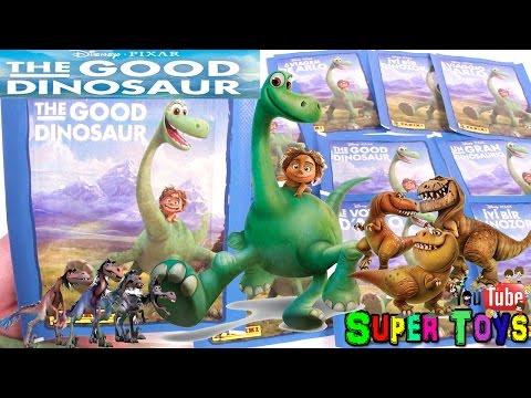 Мультфильм про динозавров пиксар