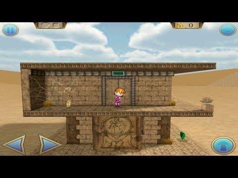 Nina : Jewel Hunter - [iOS] Gameplay