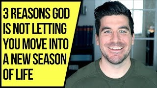 """3 Reasons God Is Keeping You in """"This"""" Season"""